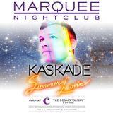 Kaskade – Live @ Marquee (Las Vegas) – 30-AUG-2014
