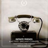 Infinite Friends w/Amit (Brilliant Corners) 25-03-16