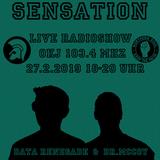 Rudeboy Sensation Live Radio Show - February 2019