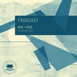 Frogcast 34: Rize (February 2017)
