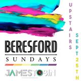 DJ James Tobin - Beresford Sundays (UPSTAIRS) 25th Sept 2016