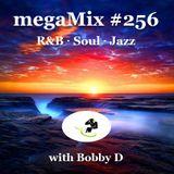 megaMix #256 R&B · Soul · Jazz