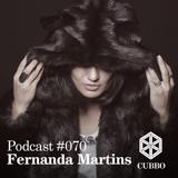 CUBBO Podcast #070: Fernanda Martins (BR)
