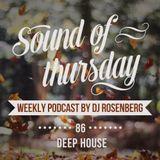 SOT #86 (Deep House)