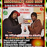 # 48 # DHM DHCity RS ft Kallyjah Sound  !!! sur RADIO FPP106.3FM Paris le 01 01 2015