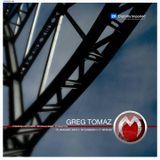 Greg Tomaz - MistiqueMusic showcase 083 on Digitally Imported