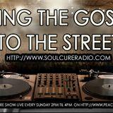 STRICKLY GODMENT  - 03.05.2105 SNIPPET @SoulcureRadio @djmellomusic http://www.soulcureradio.com