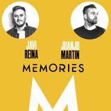 Juanjo Martin vs Javi Reina @ Memories Mixtape (Junio 2019)
