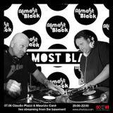 Almost Black radio edit-Claudio Piazzi e Maurizio Canè' 07.06.2017