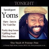Tonight.. Live at The Vault (Putney Pies), London. May '18