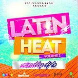 Dj Lr - Latin Heat Vol 2 (819 Entertainment) 2015
