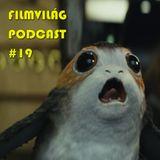 Filmvilág Podcast #19 - Az utolsó jedik