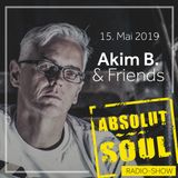 Absolut Soul Show /// 15.05.2019 on SOULPOWERfm