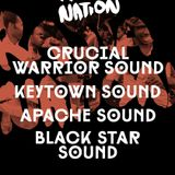 Crucial Warrior Sound @ Rasta Nation #32 (Feb 2013) part 2/9