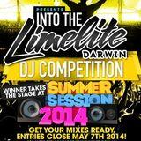 Into the Limelite DJ Competition 2014 Darwin DJ Bishie