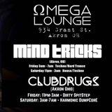 Mind Tricks Live @ Omega Lounge 10/9
