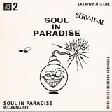 Soul in Paradise w/ Jamma Dee - 5th April 2018