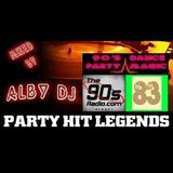 Party Hit Legends #83 - The Best 90's Hits Songs