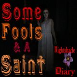 Some Fools and a Saint   Ghost Story   Podcast