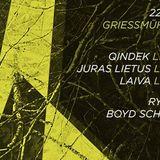 Boyd Schidt @ Griessmuehle(Berlin) Wavereform Label Night 22.05.2015