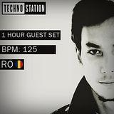 VANO - 1 Hour Trip - Guest Set @ TECHNO STATION - 29.05.18 [ Continuous Mix ]