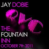 Jay Dobie - QVC @ The Fountain Inn - Live
