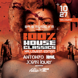 ANTONYO LIVE MIX @MUSIC FM MUSIC PARTY 20181024 HOUSE CLASSIC