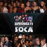 Afrobeats meets Soca Promo Mix