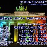 Hard J @ Streetlife pres. German Unity Festival 2013