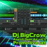 Dj BigCrow - Asureti vol.2 - Promo set [Night Fullon]