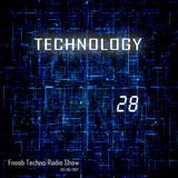 Technology 28 (FnoobTechno Radio Show June 3th 2017)