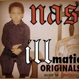 Nas-Illmatic (Originals) Mixed By DJ Big Texas