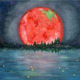 Summer Solstice Strawberry Moon