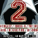 Beyond The Sound #19 (Live from Bass2Bass VII @Le Batofar) by Rogue Fire