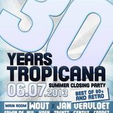 dj Bart Reeves @ 30 Years Tropicana 06-07-2013 p1
