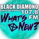Black Diamond FM's What's New In Music - OXJAM Edinburgh Takeover Edition