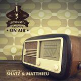 Gents & Dandy's On Air #002 - Shatz & Matthieu Homeworks No2
