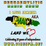 Jamaican Independence Musical Celebration: Jamaica Land We Love AKA I Love Jamaica #JA55
