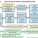 Typical Actions in Probate of a Slaveholding Estate with David E.Paterson