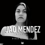B+allá Podcast 224 Jaq Mendez
