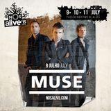 Muse - Live At NOS Alive Festival 2015