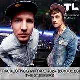 Tracklistings Mixtape #024 (2013.05.20) : The Sneekers