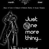 Just One More Thing (DJ Set @ Voodoo Cafe, Darlington, 15th September 2017