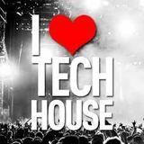 Tech House and Techno Mix - Feb 2018