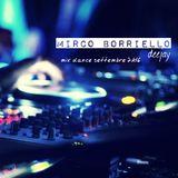 MIX DANCE SETTEMBRE 2016 - PARTE 3 - MIRCO BORRIELLO DJ