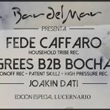Federico Caffaro Vinyl Only @ Lucernario at Bar del Mar 20.02.16