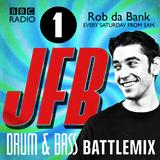 JFB Radio1 Drum&Bass BattleMix For Rob da Bank