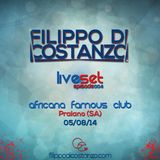Live Set • Martedì Lady @ Africana Famous Club • 05 Agosto 14