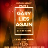 Live set@La_Salchicheria 24/04/2016
