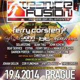 Ferry Tayle b2b Manuel le Saux - Live @ Trancefusion Power of Elements (Prague) - 19.04.2014